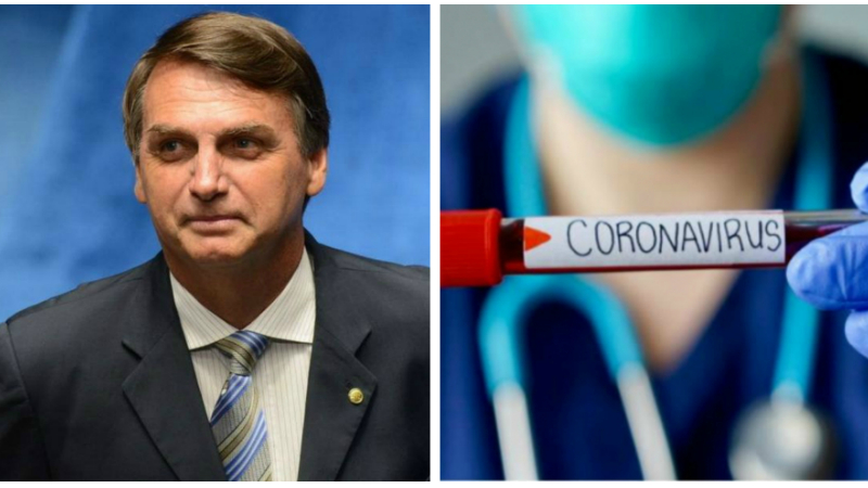 Բրազիլիայի նախագահ Ժաիր Բոլսոնարուի COVID-19-ի երրորդ թեստը դրական է եղել