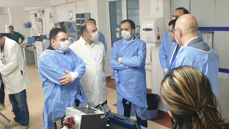 Հայաստանում հաստատվել է կորոնավիրուսով վարակվելու 415, մահվան՝ 14 նոր դեպք․ վարակվածների ընդհանուր թիվը 25 542 է, մահվան դեպքերինը՝ 590