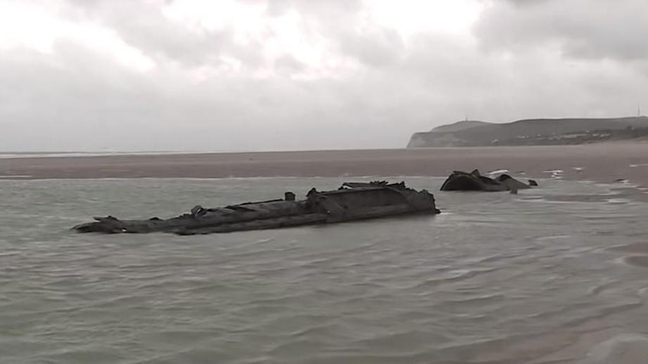 Ֆրանսիայի ափերում գտել են շուրջ կես դար առաջ խորտակված սուզանավը