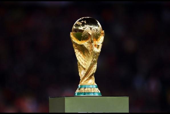 Ինչպես են աշխարհի առաջնության գավաթը բերում Լուժնիկի ստադիոն (տեսանյութ)