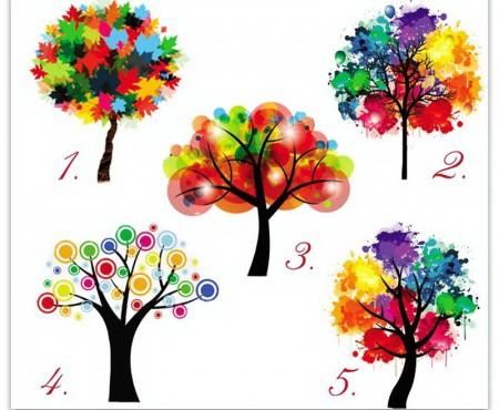 Թեստ. ընտրեք ծառն ու բացահայտեք Ձեզ