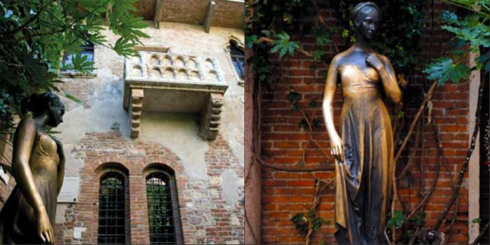 Ջուլիետի տունը՝ Վերոնայում. բոլոր սիրահարների երազանքը (լուսանկարներ)