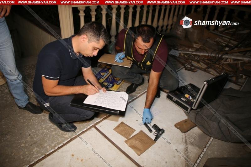 Երևանում իրավապահները կանխել են զինված «ռազբորկան». կա 10-ից ավելի բերման ենթարկված