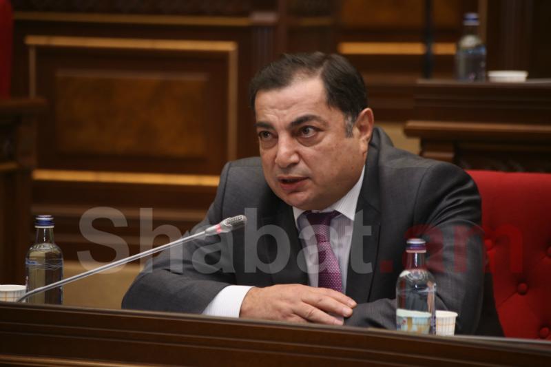 ՀՀԿ-ն կսատարի ընդդիմության թեկնածուին. Վահրամ Բաղդասարյան