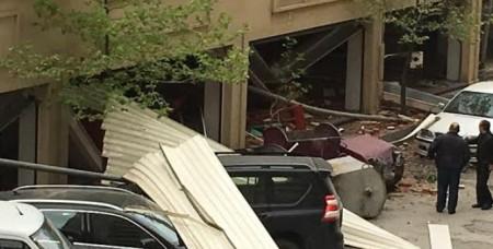 Բաքվում «Խալգ բանկ»-ի գլխավոր գրասենյակում պայթյուն է տեղի ունեցել