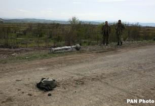 Evidence of Azerbaijan using Grad, Smerch multiple rocket launchers in attacks against Nagorno-Karabakh