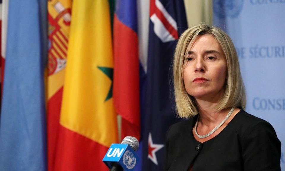 Ինչու՞ ԵՄ պաշտոնյանները չեն այցելում Արցախ. Եվրոպայի խորհրդարանի 16 անդամներ հարց են ուղղել Ֆեդերիկա Մոգերինին