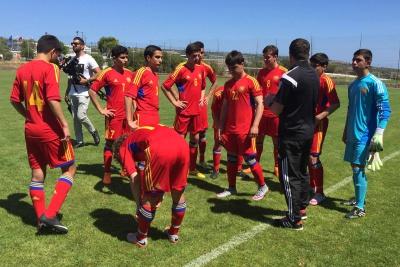 Հայաստանի Մ-16 հավաքականը հաղթեց Ուելսին