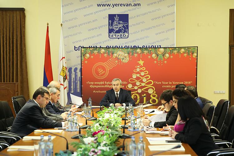 Տեղի է ունեցել «Երևան՝ խելացի քաղաք» ծրագրի մշակման և իրականացման հանձնաժողովի հերթական նիստը