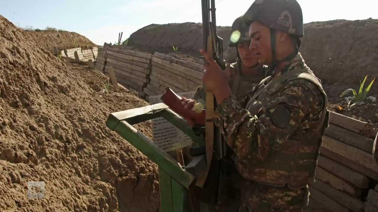 Ղարաբաղա-ադրբեջանական հակամարտ զորքերի շփման գծի ողջ երկարությամբ տեղի են ունենում թեժ բախումներ