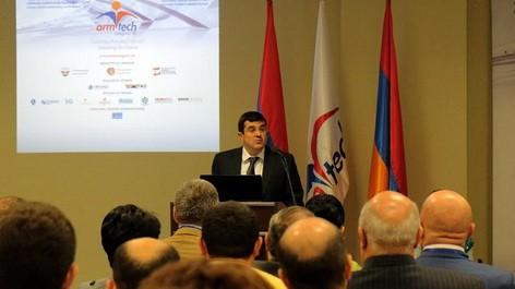 Արցախի վարչապետը ելույթ է ունեցել Արմթեքի հատուկ նիստին