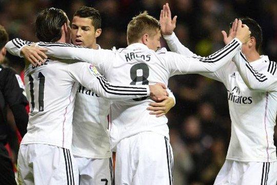 «Ռեալ»-ի կազմն ամենաթանկարժեքն է Եվրոպայում