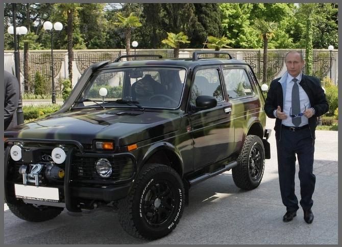 Պուտինի ավտոտնակի ամենահայտնի մեքենաները (ֆոտոշարք)