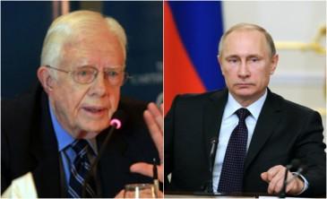 ԱՄՆ նախկին նախագահը Ռուսաստանին է փոխանցել ԴԱԻՇ-ի դիրքերի քարտեզը