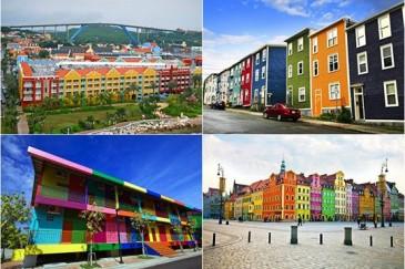 Աշխարհի ամենագունեղ քաղաքները.լուսանկարներ