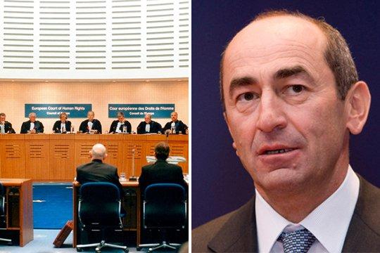 Եվրադատարանի նոր որոշումն՝ ընդդեմ Հայաստանի. Դատավորը հաղթել է Ռոբերտ Քոչարյանին