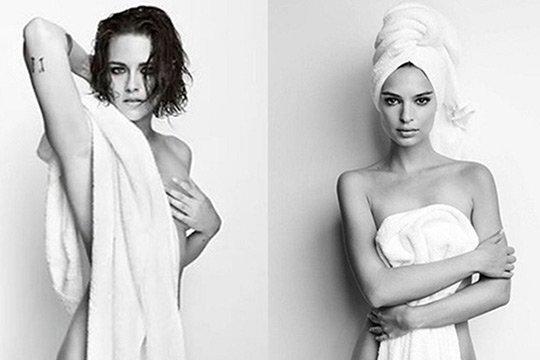 Բաղնիքի խալաթներ և սրբիչներ: Մարիո Տեստինոն ներկայացրել է նոր ֆոտոշարք հայտնիների մասնակցությամն (լուսանկարներ)