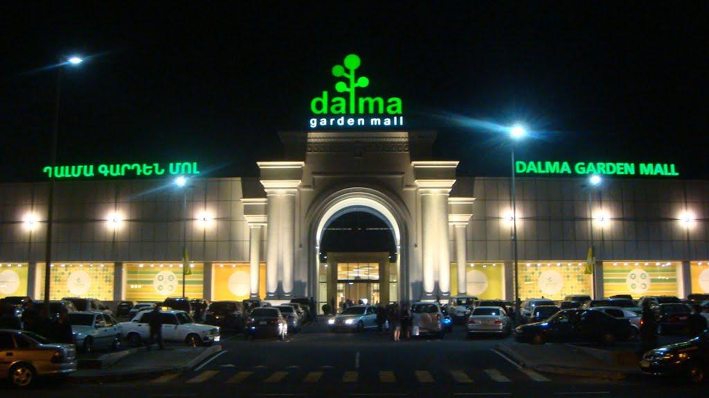 Կեղծ ահազանգի պատճառով «Դալմա Մոլի» այցելուները զանգվածաբար լքել են շենքը