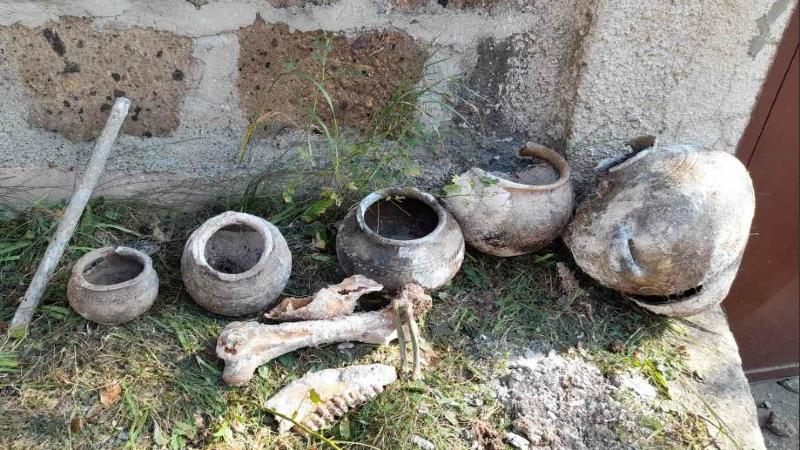 Վանաձորում շինարարական աշխատանքների ընթացքում դամբարաններ են հայտնաբերվել. ԿԳՄՍ նախարարություն