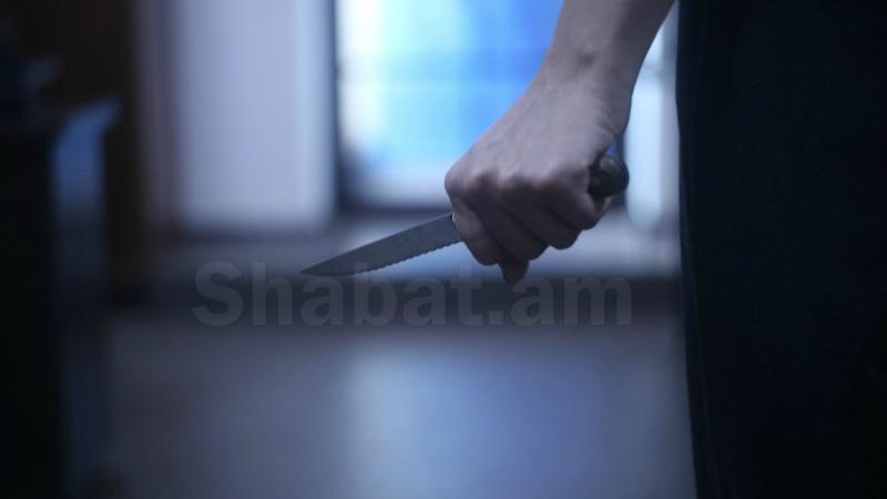 16-ամյա տղան, իր դրսևորած վարքագծի համար դիտողություն ստանալով 35-ամյա համաքաղաքացուց վիճաբանել է վերջինիս հետ, ապա դանակարահել նրան