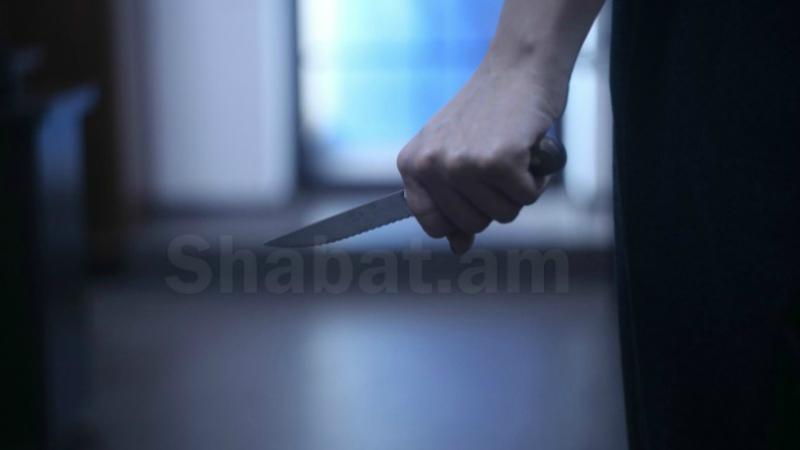 Դանակահարություն Արթիկում․ 49-ամյա տղամարդը դանակահարել է կնոջ քրոջ 21-ամյա տղային (տեսանյութ)