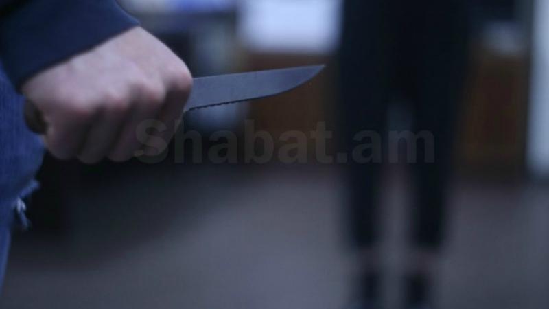 Կոտայքի մարզում 18-ամյա երիտասարդը դանակահարել է իր հասակակցին, ապա ներկայացել բաժին․ երիտասարդը ձերբակալվել է