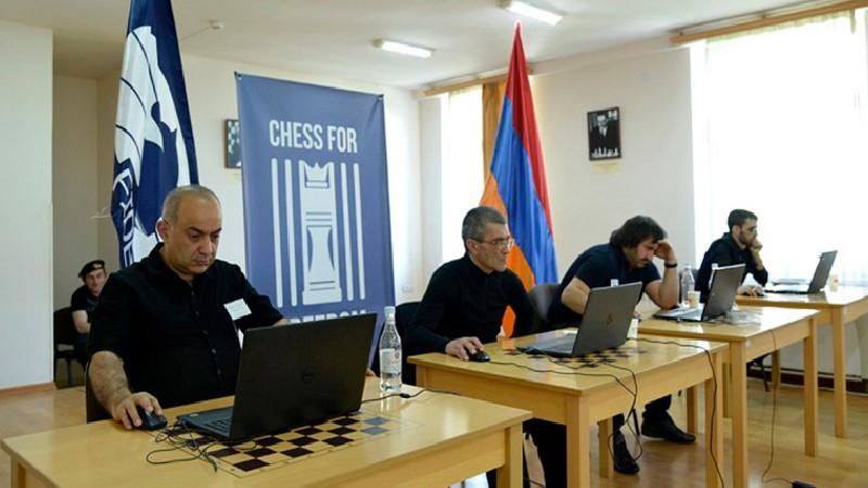Հայաստանի դատապարտյալների հավաքականը շախմատի միջազգային մրցաշարում զբաղեցրել է 3-րդ հորիզոնականը