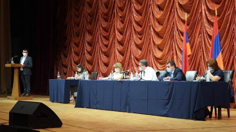Դատավորների ընդհանուր ժողովն ամփոփեց քվեարկության արդյունքները. ԲԴԽ