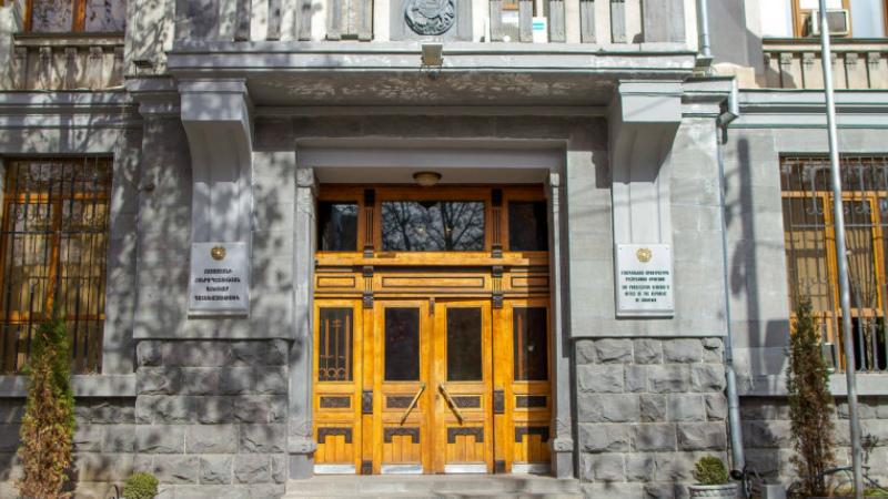 Բարեվարքության ստուգման արդյունքում հարուցվել է առաջին քեական գործը, որն ուղարակվել է ՀՀ քննչական կոմիտե․ Դատախազություն