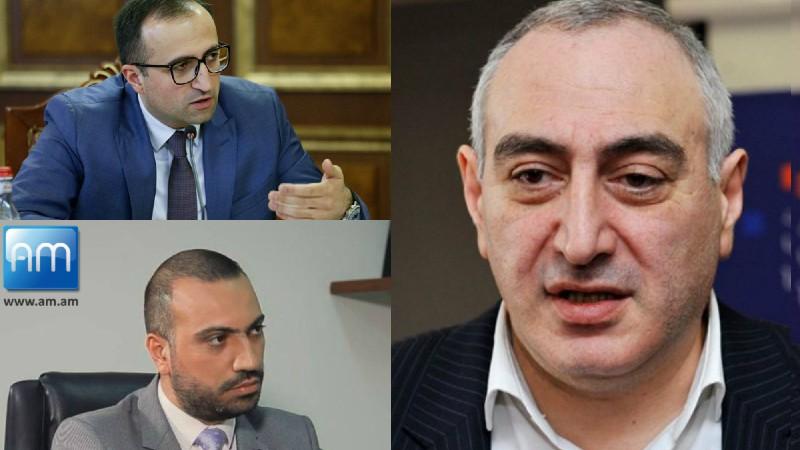 Արսեն Թորոսյանը դատի է տվել քաղտեխնոլոգ Կարեն Քոչարյանին. պահանջում է 1 մլն դրամ փոխհատուցում  armtimes.com