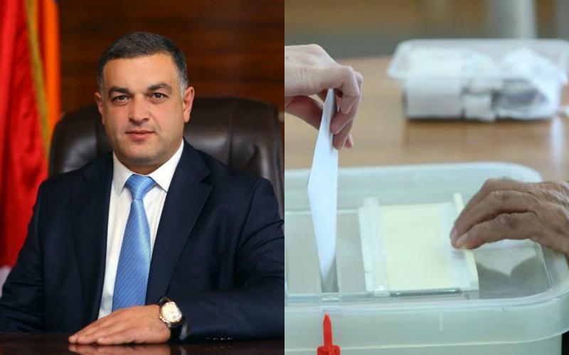 Ստեփանակերտի քաղաքապետը հայտարարություն է տարածել կապված Արցախի նախագահի ընտրությունների հետ