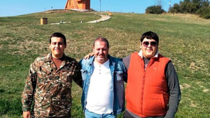 Պատերազմում զոհվել է երգիչ, երգահան Դավիթ Ամալյանի որդին