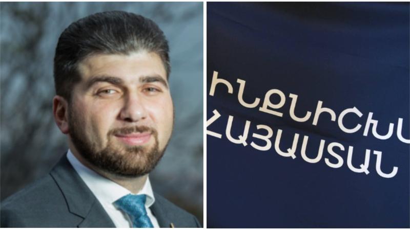Ապրիլի 23-ին տեղի կունենա «Ինքնիշխան Հայաստան» կուսակցության հիմնադիր համագումարը. Դավիթ Սանասարյան