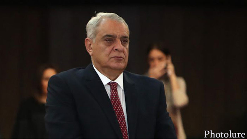 ԱՄՆ-ի մասնակցությամբ տեղի է ունեցել գործարք, որը Հայաստանի ու Արցախի ազգային անվտանգության համար լուրջ սպառնալիք է․ Դավիթ Շահնազարյանը. «Իրավունք»