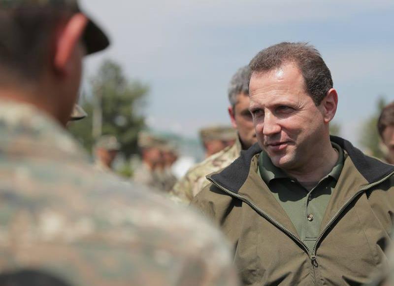 Անթույլատրելի է հայ ժողովրդին վախեցնել հնարավոր պատերազմով. Դավիթ Տոնոյան