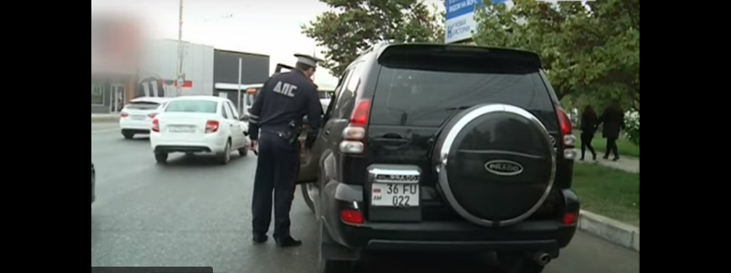 Դաղստանի ճանապարհներին «հայկական» մեքենաների բում է