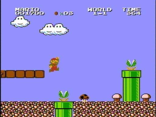 Super Mario խաղում նոր համաշխարհային ռեկորդ են սահմանել