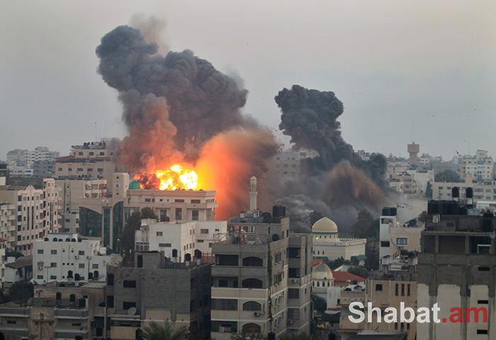 Իսրայելը ռմբակոծել է Գազայի հատվածը. կան զոհեր