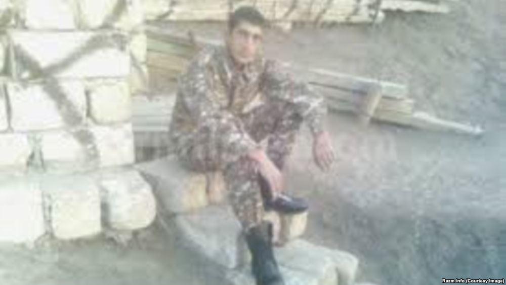 Մարտակերտում զոհված Քյարամ Սլոյանին վերահուղարկավորել են