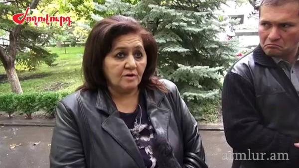 Արմեն Արմենակյանը չպետք է այդ օրն Ազգային ժողովում լիներ. նրա կինը վերհիշում է կատարվածը (տեսանյութ)   armlur.am