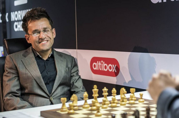 Norway Chess. Արոնյանը միավորը կիսեց Կարյակինի հետ