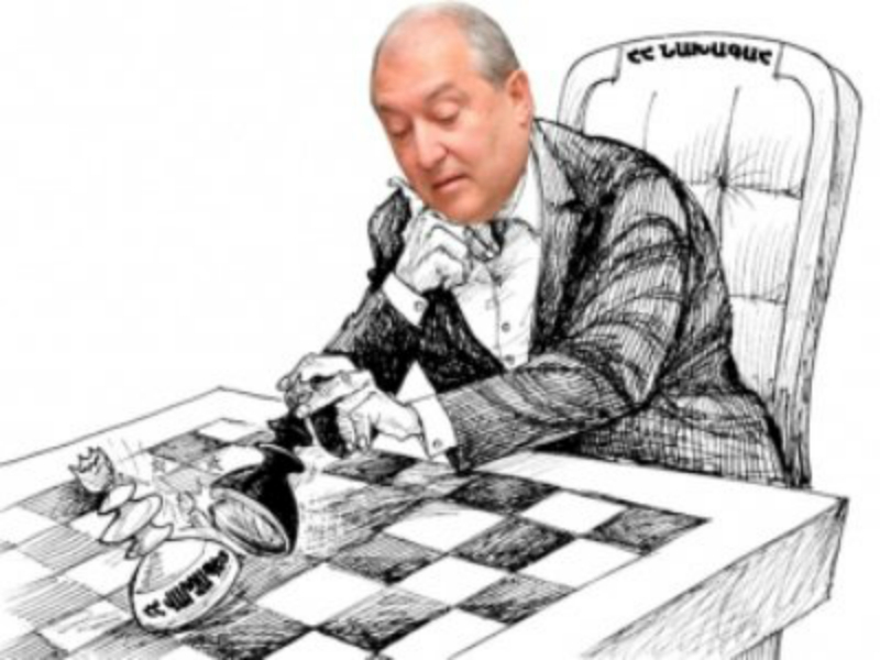 Դեմարշ ու հնարավոր այլընտրանք. Արմեն Սարգսյան-Նիկոլ Փաշինյան խաղը բաց է ընթանում․«Իրատես»