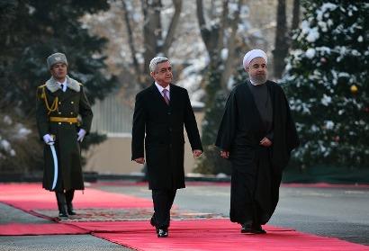 Դիտարկենք Բենյամին Նեթանյահուի աշխատանքային այցն Ադրբեջան և Հասան Ռուհանիի պաշտոնական այցը Հայաստան