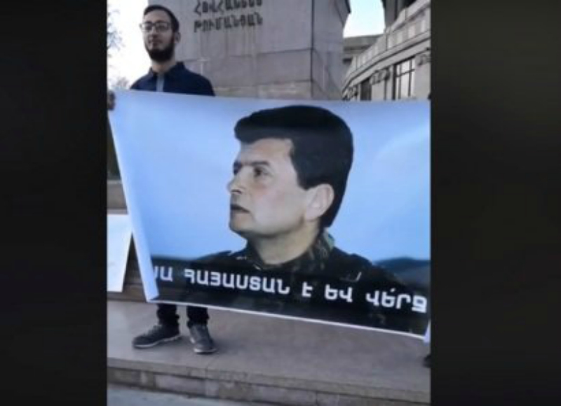 Ստորագրահավաք՝ Լեոնիդ Ազգալդյանին Ազգային հերոսի կոչում շնորհելու պահանջով