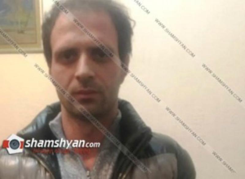 Երևանում եղբայրը թալանել է եղբորը