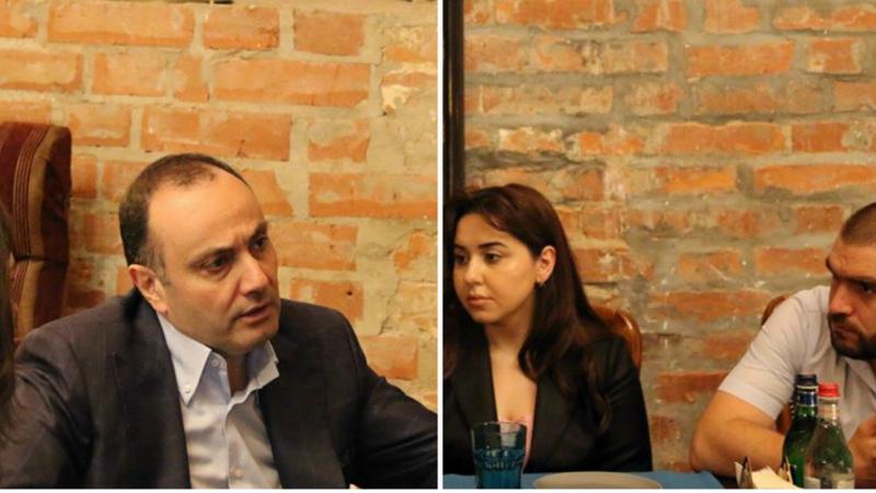 ՌԴ-ում ՀՀ դեսպանը հանդիպել է Մոսկվայում գործող տարբեր հայ երիտասարդական միավորումներ հետ. քննարկվել են հայ-ադրբեջանական սահմանում ստեղծված իրադրությունը