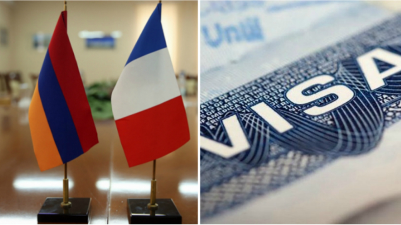 ՀՀ-ում Ֆրանսիայի դեսպանության վիզաների ծառայությունը այսօրվանից աստիճանաբար վերսկսում է իր գործունեությունը․ հայտարարություն