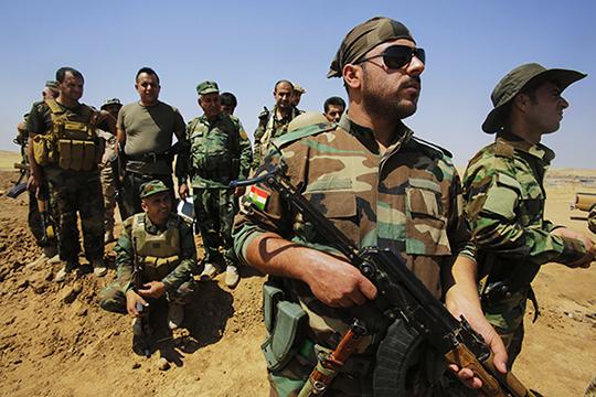 Քուրդ ապստամբները փախչում են Հայաստան. «Ժամանակ»