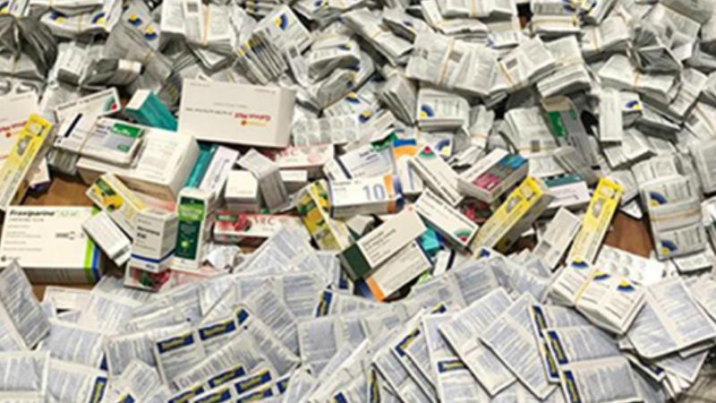ՊԵԿ-ը հայտնաբերել է մաքսային հսկողությունից թաքցված շուրջ 46 կգ դեղամիջոց