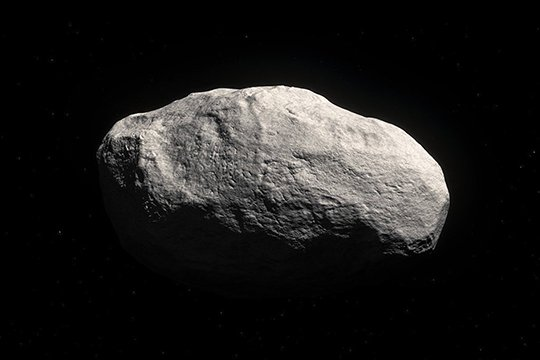 Գիտնականները բացահայտել են յուրահատուկ գիսաստղ՝ բաղկացած «երկրային» նյութից